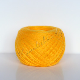 Слонимская пряжа 30/70 м.желтый (022)