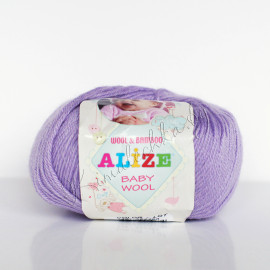 Baby Wool лиловый (146)