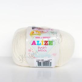 Baby Wool белый (55)