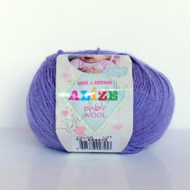 Baby Wool пурпурный (42)