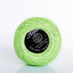 нежно-зеленый