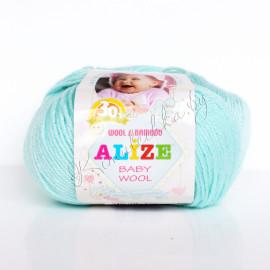 Baby Wool мята (19)