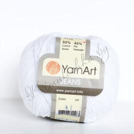 Jeans ультра-белый (62)