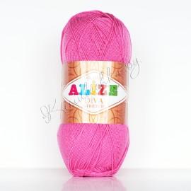 Diva stretch ярко розовый (178)