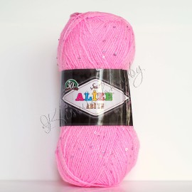 Sal Abiye розовый (191)