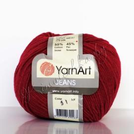Jeans темно-красный (51)