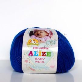 Baby Wool василёк (141)