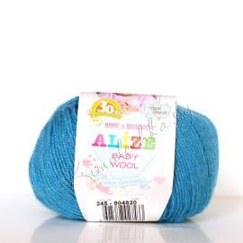 Baby Wool я.бирюзовый (245)