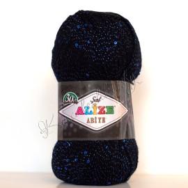 Sal Abiye черный-голубой (6014)