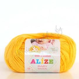 Baby Wool желтый (216)