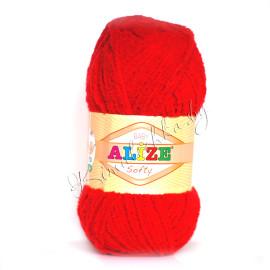 Softy красный (56)