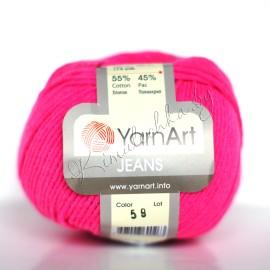 Jeans ярко-розовый (59)