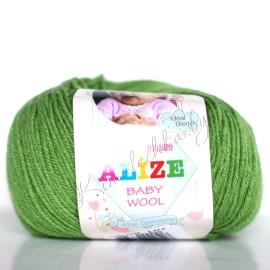 Baby Wool я.оливковый (255)