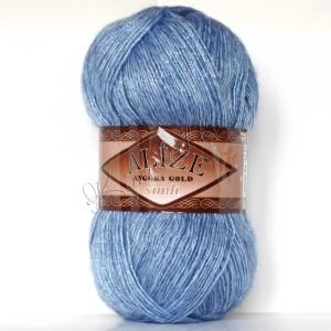 светлый джинс (221)