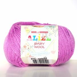 Baby Wool нежн.розовый (672)