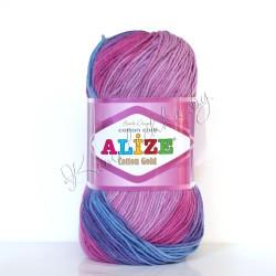 голубой, лиловый, розовый, фиолетовый (3686)