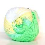 белый, салатовый, зеленый (2131)