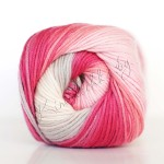 красный, серый, белый, розовый (5512)