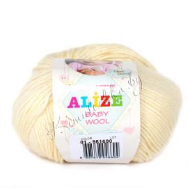 Baby Wool кремовый (01)