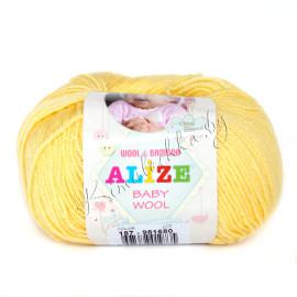 Baby Wool лимон (187)