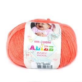 Baby Wool коралл (619)