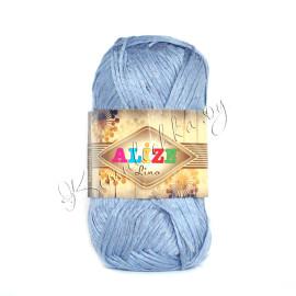 Lino синий (625)