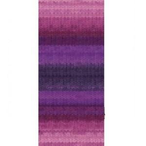 1739 - розовый, фиолетовый