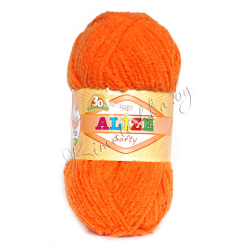 Softy оранжевый (336)
